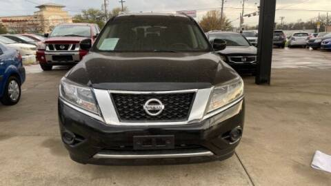 2014 Nissan Pathfinder for sale at Auto Limits in Irving TX