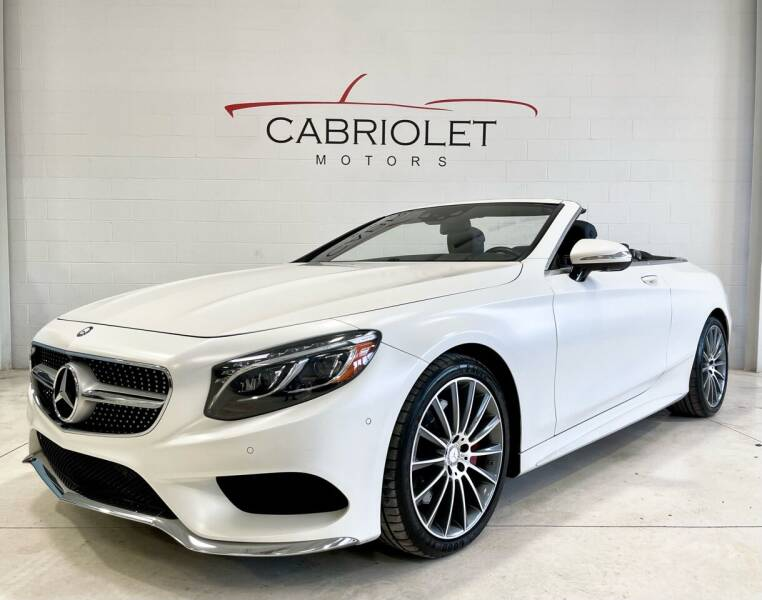 2017 Mercedes-Benz S-Class for sale at Cabriolet Motors in Morrisville NC