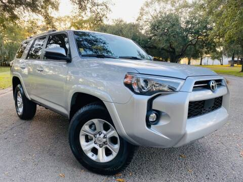 2021 Toyota 4Runner for sale at FLORIDA MIDO MOTORS INC in Tampa FL
