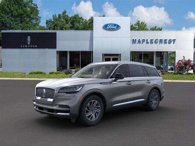 2021 Lincoln Aviator for sale at MAPLECREST FORD LINCOLN USED CARS in Vauxhall NJ