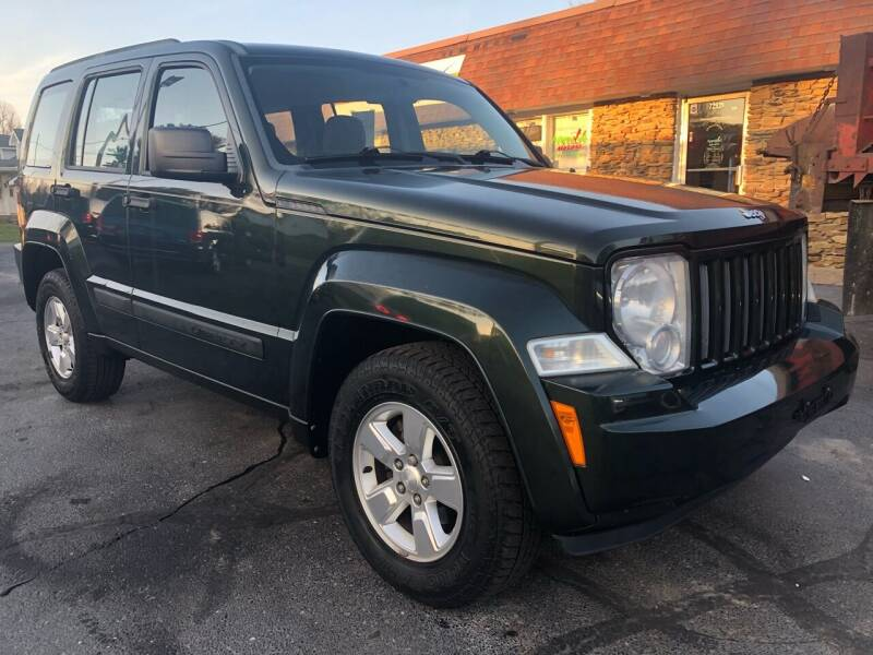 2010 Jeep Liberty for sale at Approved Motors in Dillonvale OH