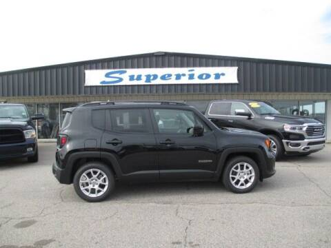 2020 Jeep Renegade for sale at SUPERIOR CHRYSLER DODGE JEEP RAM FIAT in Henderson NC