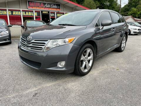 2009 Toyota Venza for sale at Mira Auto Sales in Raleigh NC