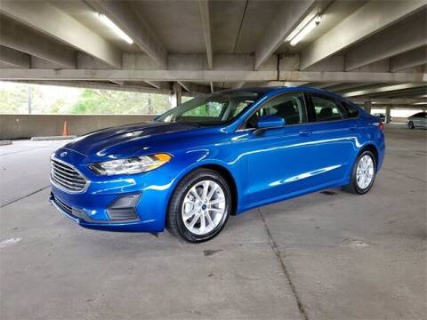 2020 Ford Fusion for sale at Southern Auto Solutions - Honda Carland in Marietta GA