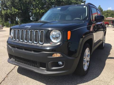 2017 Jeep Renegade for sale at Capital City Imports in Tallahassee FL