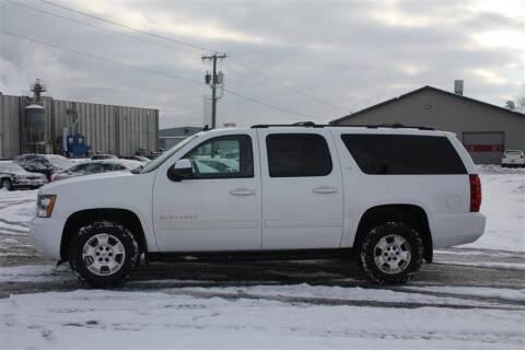 2010 Chevrolet Suburban for sale at SCHMITZ MOTOR CO INC in Perham MN