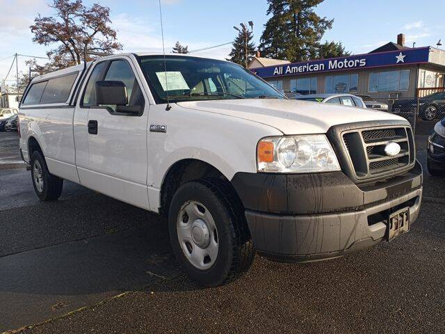 2007 Ford F-150 for sale at All American Motors in Tacoma WA