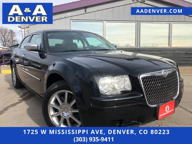 2009 Chrysler 300 for sale at A & A AUTO LLC in Denver CO