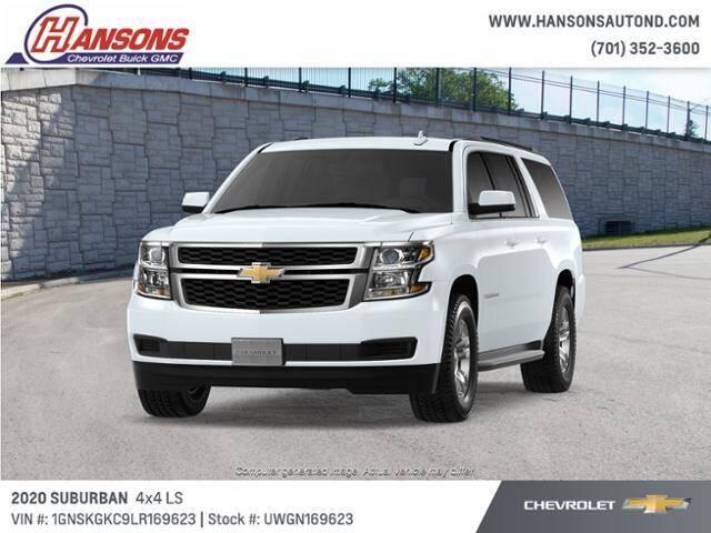 2020 Chevrolet Suburban LS 1500