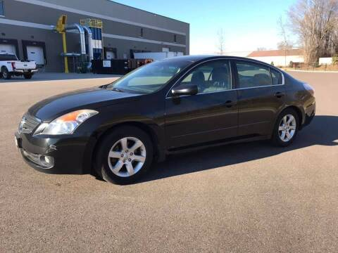 2008 Nissan Altima for sale at Angies Auto Sales LLC in Newport MN