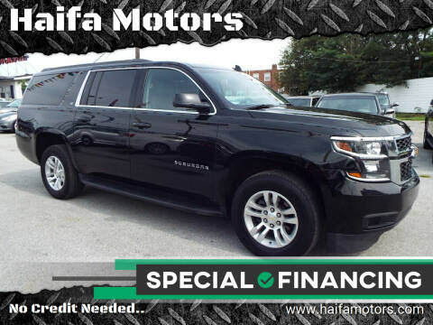 2019 Chevrolet Suburban for sale at Haifa Motors in Philadelphia PA