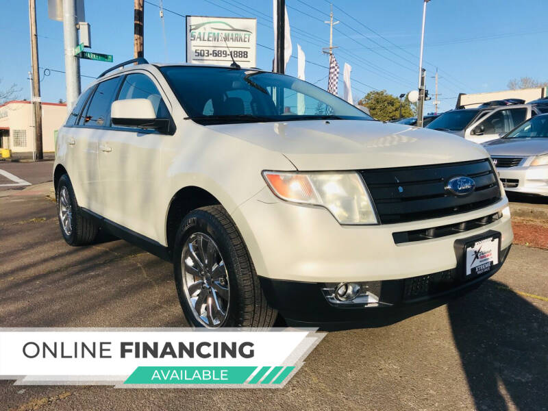 2007 Ford Edge for sale at Salem Auto Market in Salem OR