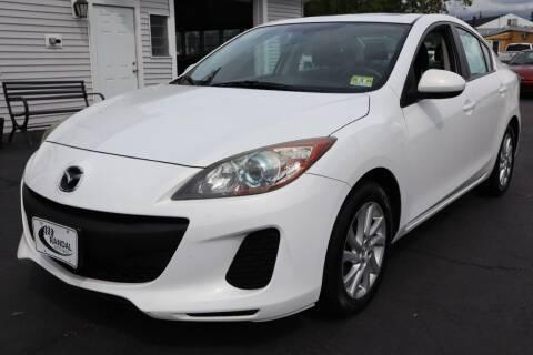 2012 Mazda MAZDA3 for sale at Randal Auto Sales in Eastampton NJ