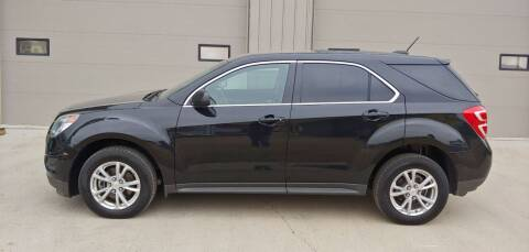2017 Chevrolet Equinox for sale at SS Auto Sales in Brookings SD
