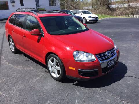 2009 Volkswagen Jetta for sale at Mikes Import Auto Sales INC in Hooksett NH