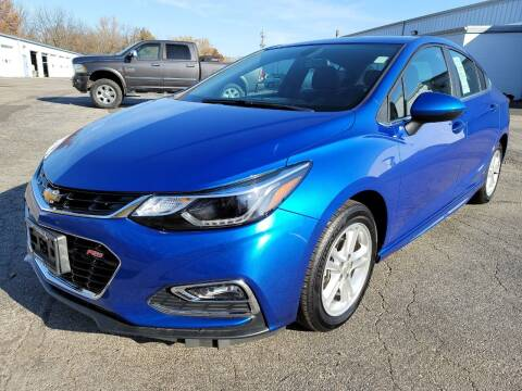 2017 Chevrolet Cruze for sale at Art Hossler Auto Plaza Inc - Used Inventory in Canton IL