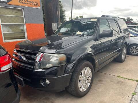 2013 Ford Expedition for sale at P J Auto Trading Inc in Orlando FL