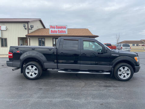 2009 Ford F-150 for sale at Pro Source Auto Sales in Otterbein IN