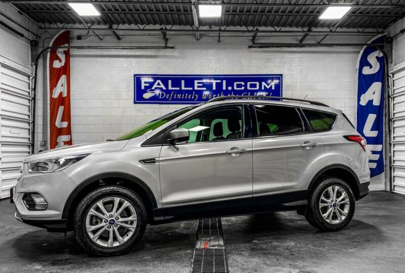 2018 Ford Escape for sale at Falleti Motors, Inc.  est. 1976 in Batavia NY