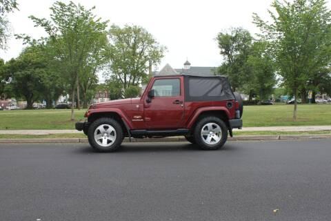 2009 Jeep Wrangler for sale at Lexington Auto Club in Clifton NJ