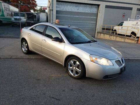 2008 Pontiac G6 for sale at O A Auto Sale in Paterson NJ