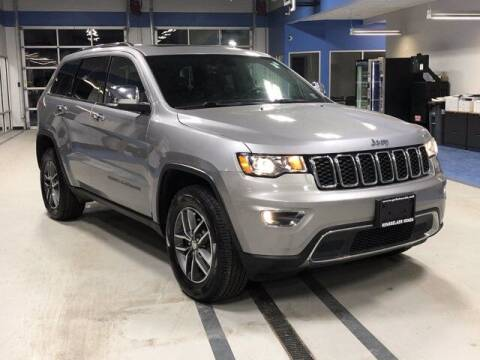2018 Jeep Grand Cherokee for sale at Simply Better Auto in Troy NY