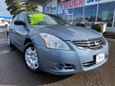 2011 Nissan Altima for sale at Xtreme Truck Sales in Woodburn OR