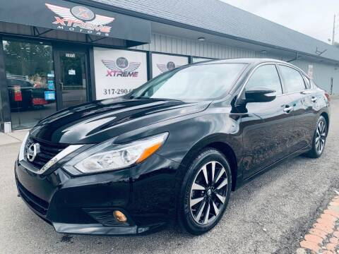 2018 Nissan Altima for sale at Xtreme Motors Inc. in Indianapolis IN