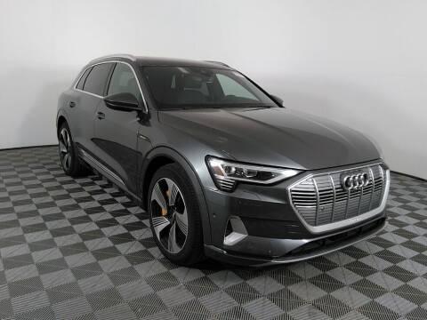 2019 Audi e-tron for sale at NORTH CHICAGO MOTORS INC in North Chicago IL