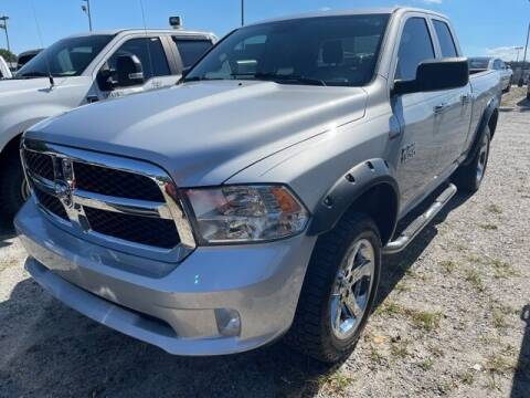 2017 RAM Ram Pickup 1500 for sale at BILLY HOWELL FORD LINCOLN in Cumming GA