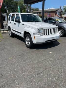 2012 Jeep Liberty for sale at B & M Auto Sales INC in Elizabeth NJ
