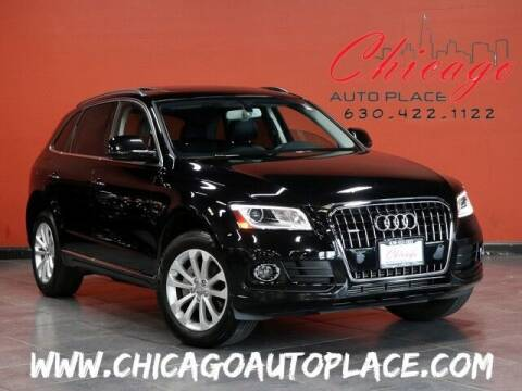 2015 Audi Q5 for sale at Chicago Auto Place in Bensenville IL