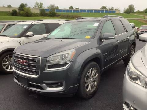 2014 GMC Acadia for sale at Auto Martt, LLC in Harrodsburg KY