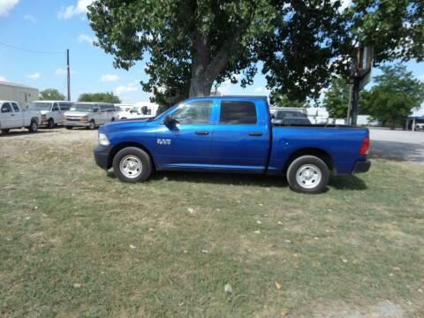 2016 RAM Ram Pickup 1500 for sale at AUTO FLEET REMARKETING, INC. in Van Alstyne TX
