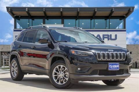 2019 Jeep Cherokee for sale at Douglass Automotive Group - Douglas Subaru in Waco TX