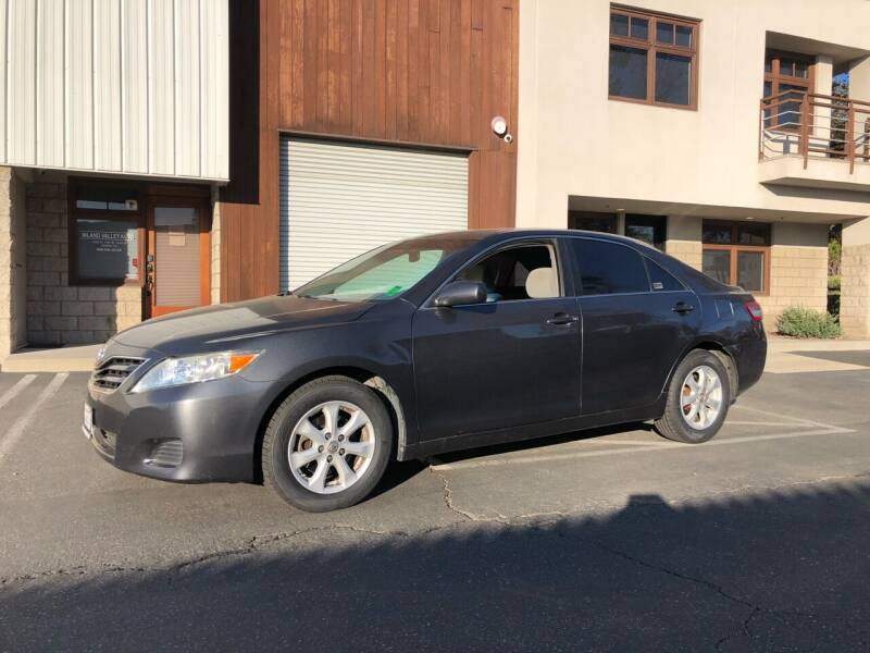 2011 Toyota Camry for sale at Inland Valley Auto in Upland CA