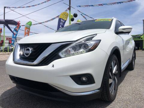 2017 Nissan Murano for sale at 1st Quality Motors LLC in Gallup NM