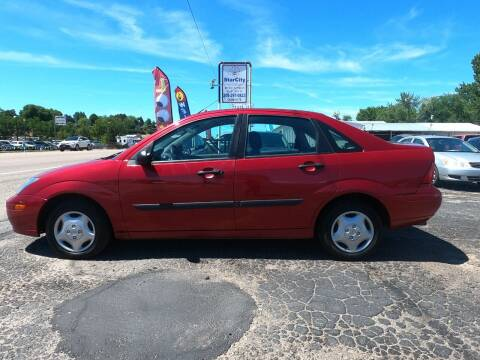 2004 Ford Focus for sale at StarCity Motors LLC in Garden City ID