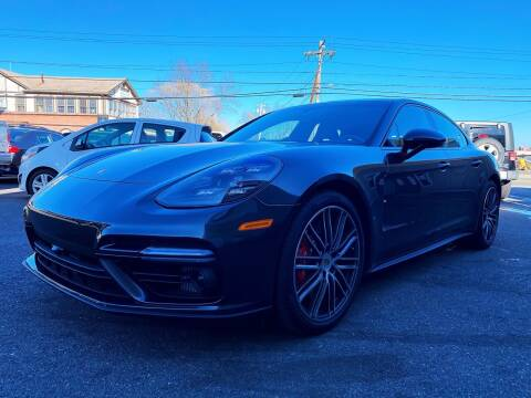 2019 Porsche Panamera for sale at Dijie Auto Sale and Service Co. in Johnston RI