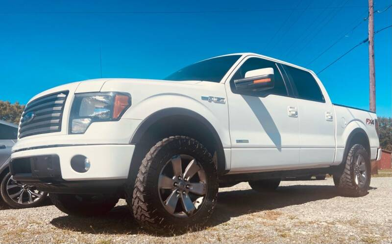 2012 Ford F-150 for sale at Bailey's Pre-Owned Autos in Anmoore WV