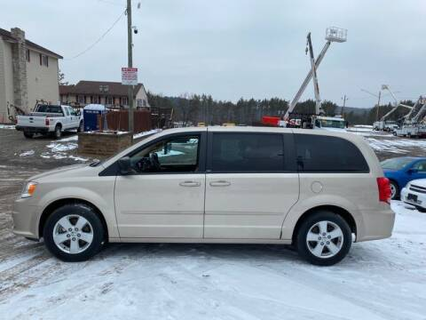 2013 Dodge Grand Caravan for sale at Upstate Auto Sales Inc. in Pittstown NY