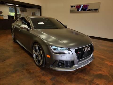 2014 Audi RS 7 for sale at Driveline LLC in Jacksonville FL