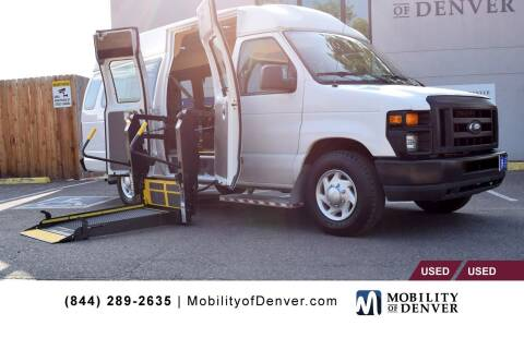 2011 Ford E-Series Cargo for sale at CO Fleet & Mobility in Denver CO