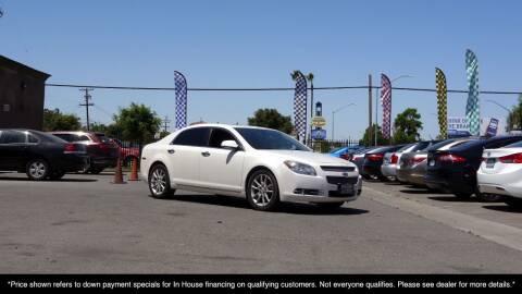2011 Chevrolet Malibu for sale at Westland Auto Sales on 7th in Fresno CA