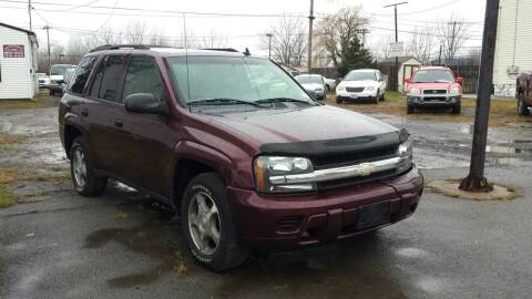2006 Chevrolet TrailBlazer for sale at T & R Adventure Auto in Buffalo NY