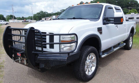 2008 Ford F-250 Super Duty for sale at JACKSON LEASE SALES & RENTALS in Jackson MS