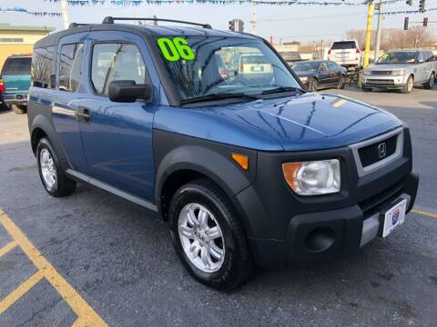 2006 Honda Element for sale at I-80 Auto Sales in Hazel Crest IL