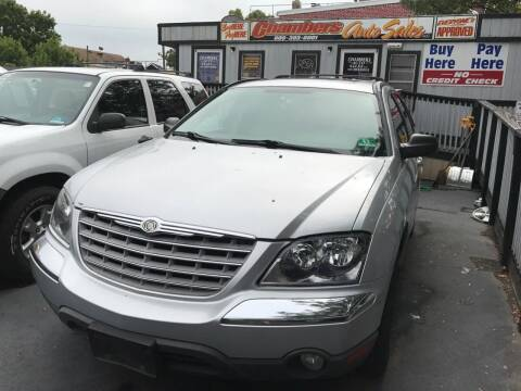 2004 Chrysler Pacifica for sale at Chambers Auto Sales LLC in Trenton NJ