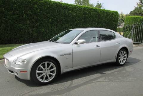 2007 Maserati Quattroporte for sale at Top Notch Motors in Yakima WA