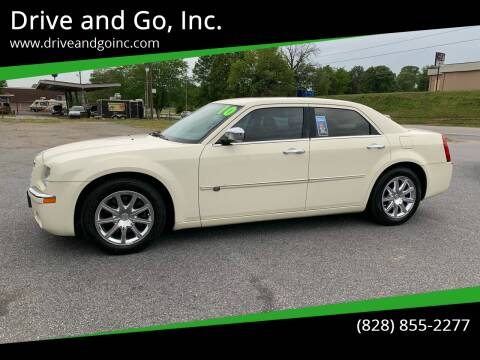 2010 Chrysler 300 for sale at Drive and Go, Inc. in Hickory NC